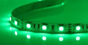 4.2lm/W 12V Blue LED Flexible Strip Light pictures & photos