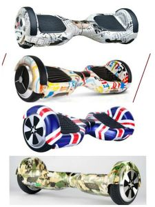 6.5 Inch Two Wheel Lithium Battery Self Balancing Electric Scooter pictures & photos
