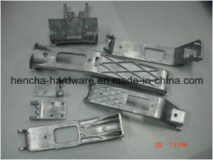 Aluminum Casting Bracket for Electronic Equipment