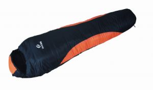 Camping Polyester Wadding Mummy Sleeping Bag (HWB-122)