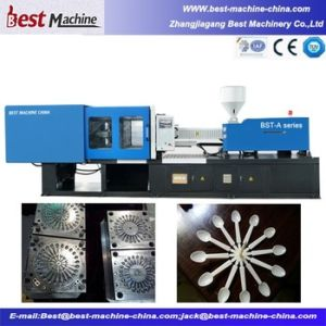 Plastic Easy Spoon Injection Moulding Machine pictures & photos