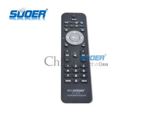 Suoer Factory Price Universal LCD TV Remote Control (PL-204) pictures & photos