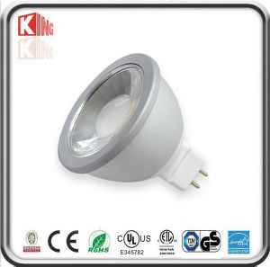 ETL COB 7W Dimmable LED MR16 Spot Light