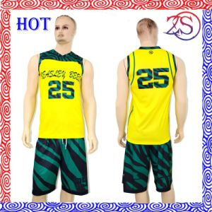 New 2016 Basketball Jersey Uniform Design Made in China pictures & photos