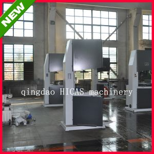 Woodworking Machine Vertical Solid Wood Band Saw pictures & photos