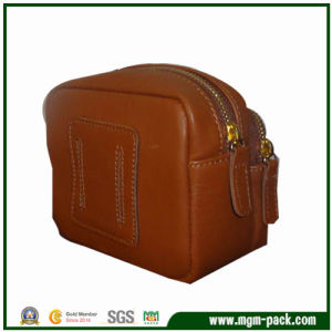 Fashion Style Genuine Leather Waist Bag pictures & photos