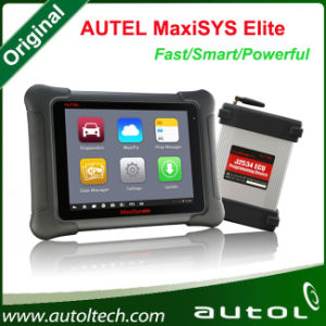 Autel Maxisys Elite with J2534 ECU Preprogramming Box Higher Hardware Configuration Than Ms908p pictures & photos