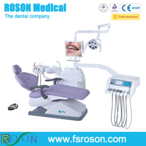 High Quality Dental Unit with Two Arm Rest Klt6220-N9 pictures & photos