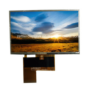 "4.3""TFT Display Module with Resistive Touch Panel RGB Interface: ATM0430d12-T pictures & photos"