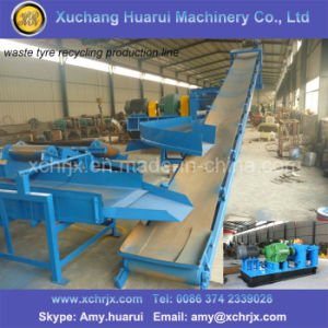 Ce Certificated Energy Saving Tire Crusher/Tyre Crusher Price Low pictures & photos