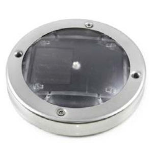 Solar Surface Deck Light with 1 White LED (S2D01) pictures & photos