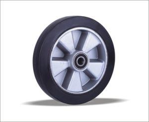China Wholesale Custom 125-300mm Rubber Wheels