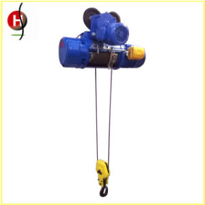 Heavy Duty Electric Wire Rope Hoist pictures & photos