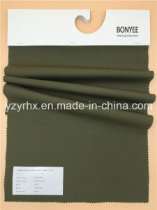 Finished Fabric 100% Cotton Canvas Printed Army Green pictures & photos