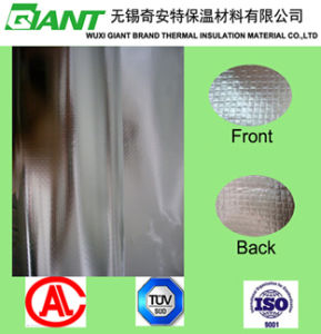 Double Side Foil Laminated Woven Fabric Radiator Heat Reflectior Foil pictures & photos