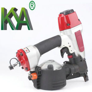 Cn452s Pneumatic Coil Nailer for Packaging, Construction, Pallet pictures & photos