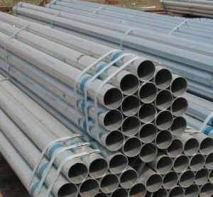 Scaffolding Tube with Galvanized Surface Finish and Low Price pictures & photos