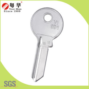 Hot Sale Coustomized Brass VI081 Door Key Blank pictures & photos