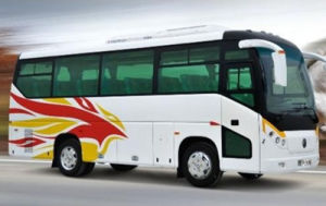 Dongfeng 8m 35 Seats Passenger Bus/City Bus pictures & photos