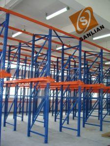 Sanlian Drive Through Warehouse Pallet Shelf pictures & photos
