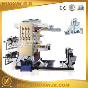 PE Plastic Film Blowing Machine with Flexo Printing pictures & photos
