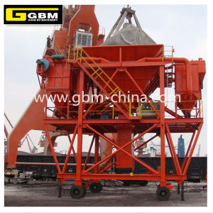 50 M3 Industry Cement Mobile Hopper for Port pictures & photos