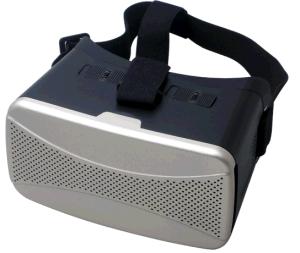 3D Virtual Reality Headset 3D Eyeglasses Suitable for Myopia People