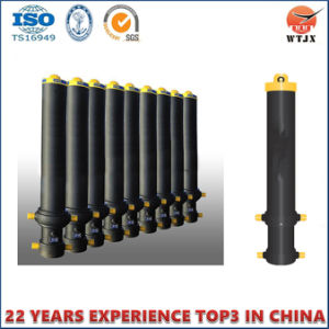 Multistage Telescopic Hydraulic Cylinder for Tipper Truck pictures & photos