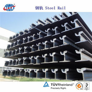 Grooved Rail Standard: BS En 14811: 2006 Steel Rail (59R1/59R2/60R1/60R2) pictures & photos