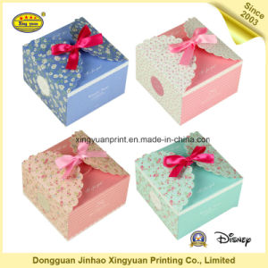 Colorful Paper Packaging Box for Gift (JHXY-PB0013)
