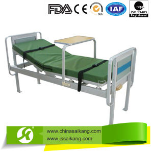 Manual Hospital Bed with 2 Function pictures & photos