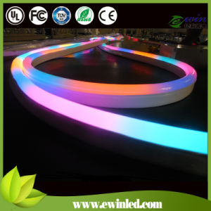 Digital Pixel Moving Vivid RGB LED Neon Flex with IP68 pictures & photos