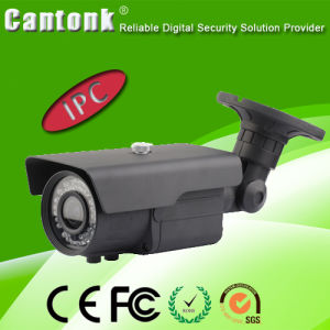 Digital Camera and 2.8-12mm Lens CCTV Camera Poe P2p 3m IP Camera pictures & photos