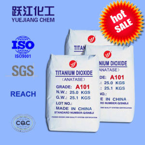 Titanium Dioxide Anatase Ka100 Grade for General Purpose pictures & photos