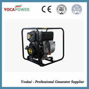 Cheap Price Portable Recoil Start Powerful Diesel Engine Water Pump pictures & photos