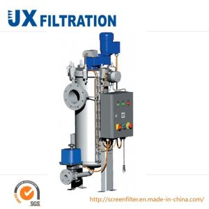 High Capacity Automatic Self-Cleaning Water Filter pictures & photos