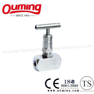 Stainless Steel High Pressure Needle Valve pictures & photos