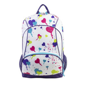 Girl′s School Backpack Outdoor Backpack pictures & photos
