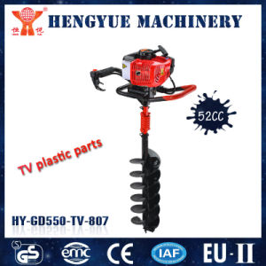 52cc 2 Strokes Gasoline Ground Drill Earth Auger pictures & photos