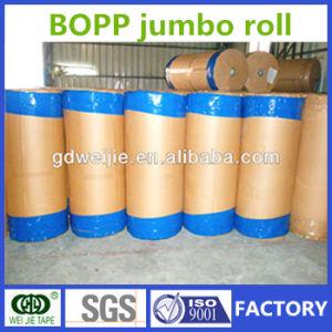 Dongguan Weijie BOPP Jumbo Roll Tape Manufacturer pictures & photos