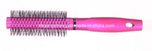 Round Thermal Salon Brush with Rubber Painting pictures & photos