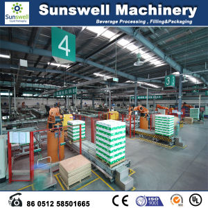 Fully Automatic Robot Palletizer Machine pictures & photos