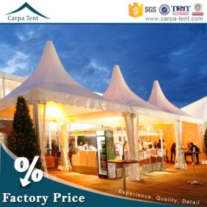 Hot Sale Elegant White Outdoor Gazebos Pagoda Marquee Tent pictures & photos