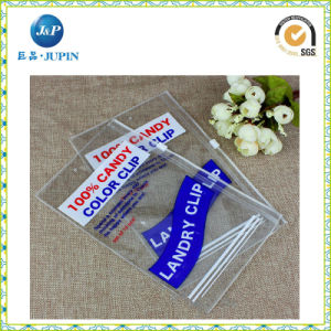 Wholesales Customized Clear PVC Document Bag (JP-plastic046) pictures & photos