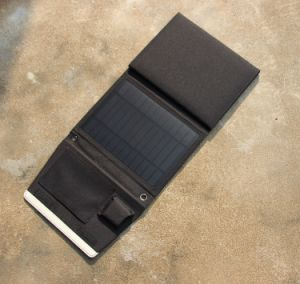 Foldable Solar Panel Power Battery Charging Bag for Cell Phone GPS Camera. pictures & photos
