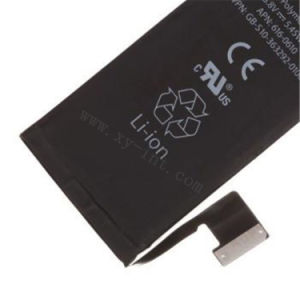 Wholesale New 3.7V Lithium Polymer Mobile Phone Batteries for iPhone 5 pictures & photos