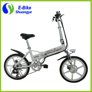 Hot Selling 36V Mini Folding Electric Bike Ebike with Ce En15194 pictures & photos