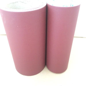 Aluminum Oxide Abrasive Cloth Roll J113 240# for Wood Grinding pictures & photos