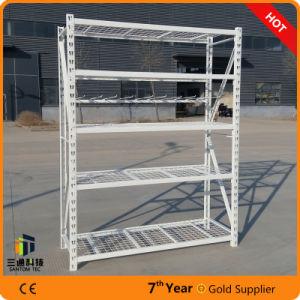 Adjustable Steel Racking, 5 Tiers Heavy Duty Shelf pictures & photos
