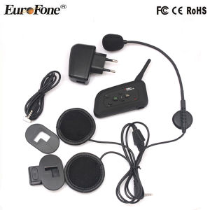 Motorcycle Haedset Free for 4 Riders/ Bluetooth Helmet Intercom pictures & photos